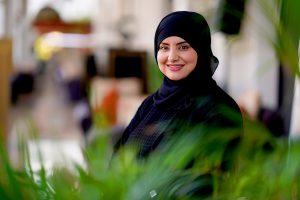 Mona AlHebsi Hospitality Award